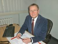 Bürgermeister Jürgen Pyrdok ist seit 07.07.2015 im Amt