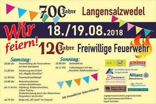 Veranstaltungen Langensalzwedel